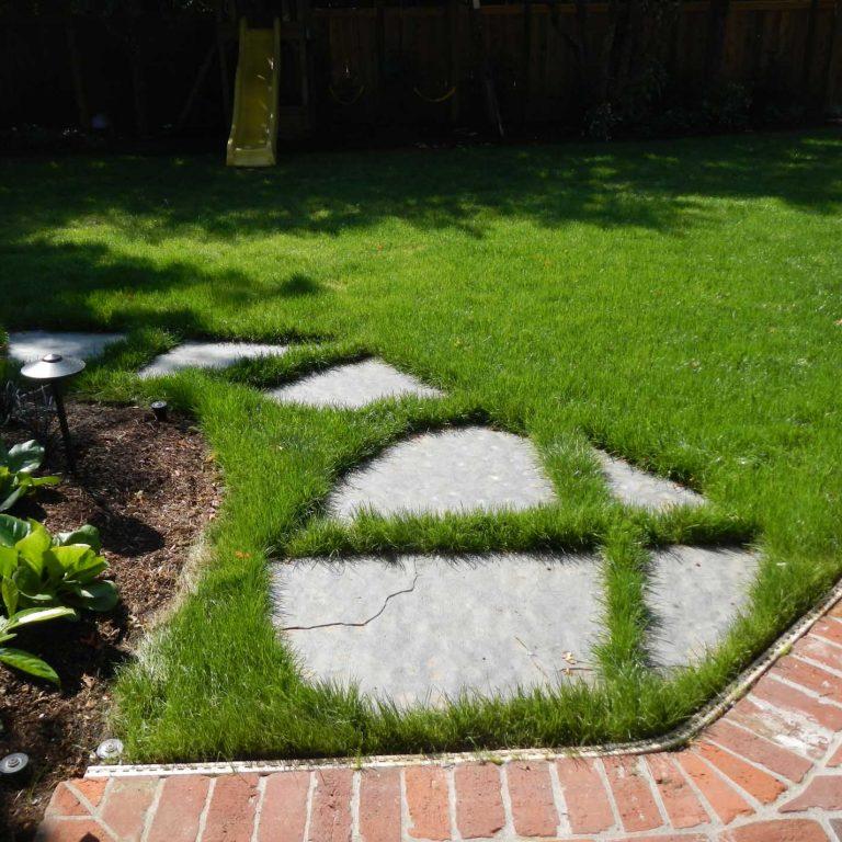 Glenn Landscape Plantings & Pathways