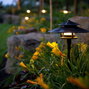 Glenn Landscape Outdoor Night Lighting