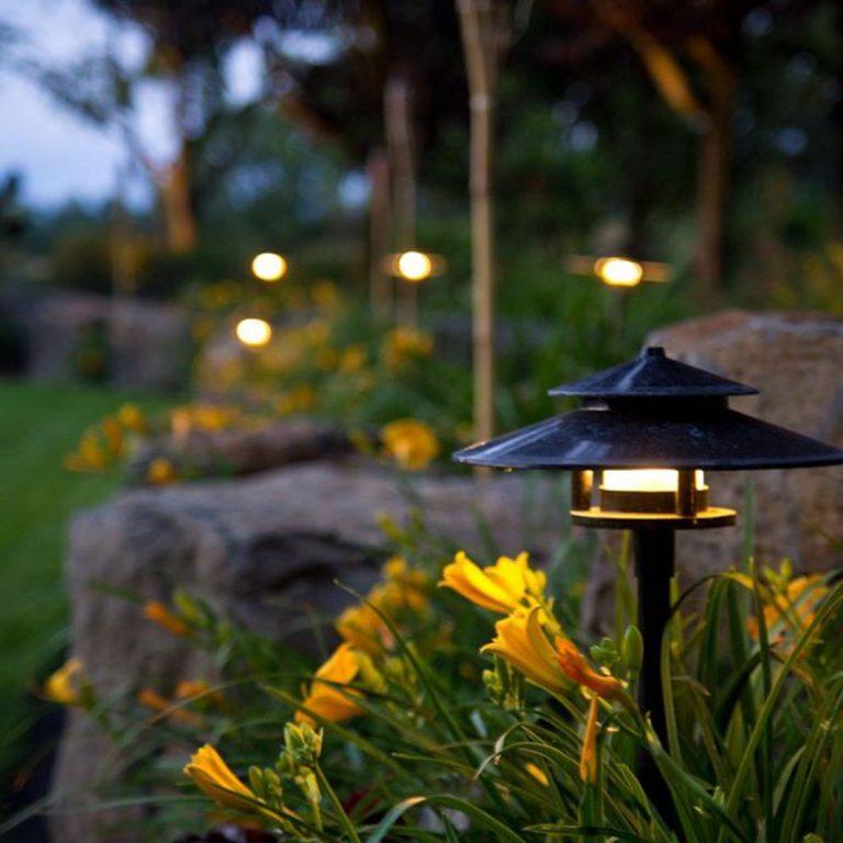 Glenn Landscape Outdoor Night Lighting