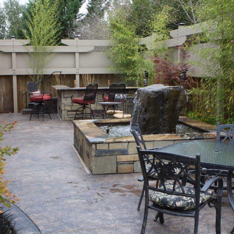 Glenn Landscape Outdoor Living Areas & Patios