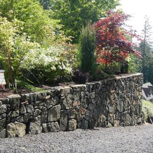 Glenn Landscape Retaining Walls & Stonework