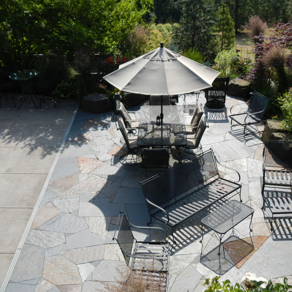 Glenn Landscape Outdoor Living Areas & Patios