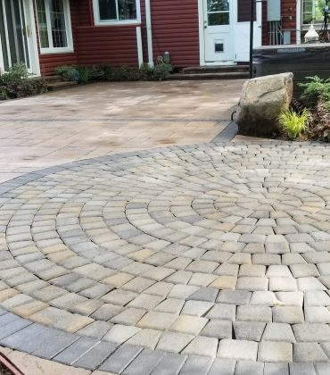 Outdoor Living Spaces and patios