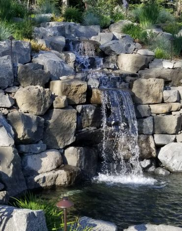 James Water Feature Project